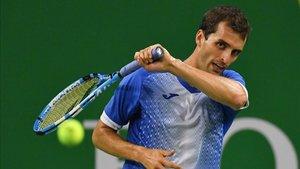 Ramos dio la cara, pero Federer impuso la lógica.