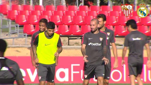 El Sevilla, con un Ben Yedder pletórico, ya espera al Madrid