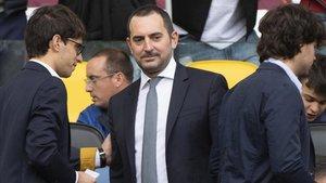 Spadafora, ministro italiano de Deportes