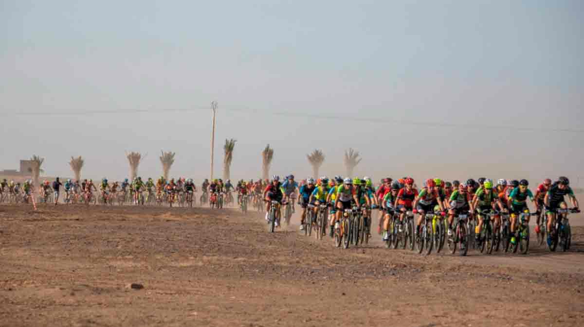 La 15ª Titan Desert se correrá en Almería