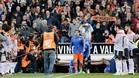El Valencia ya ha hecho el pasillo a distintos rivales en otras ocasiones