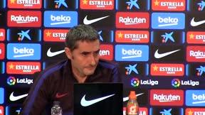 Valverde analizó el posible fichaje de Dani Olmo por el Barça