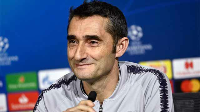 Valverde felicita al Barça Lassa por la Copa y se acordó del Madrid en LaLiga