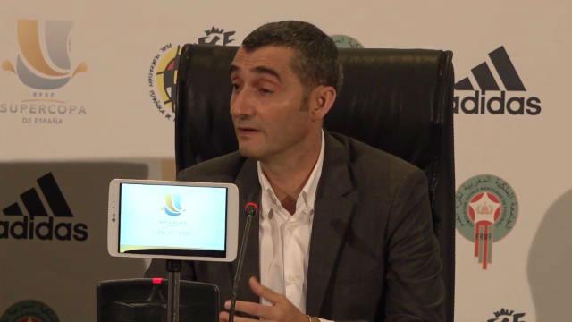 Valverde: Nunca encontraremos a un jugador como Iniesta