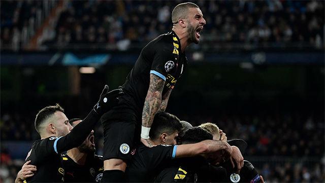 Vea el resumen del enésimo paseo de Guardiola en el Bernabéu