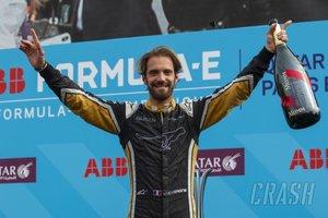 Vergne celebra su segundo título