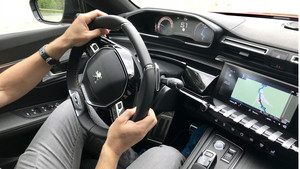 Nos ponemos al volante del nuevo Peugeot 508.