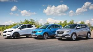 La gama SUV de Opel se adapta a la normativa WLTP.