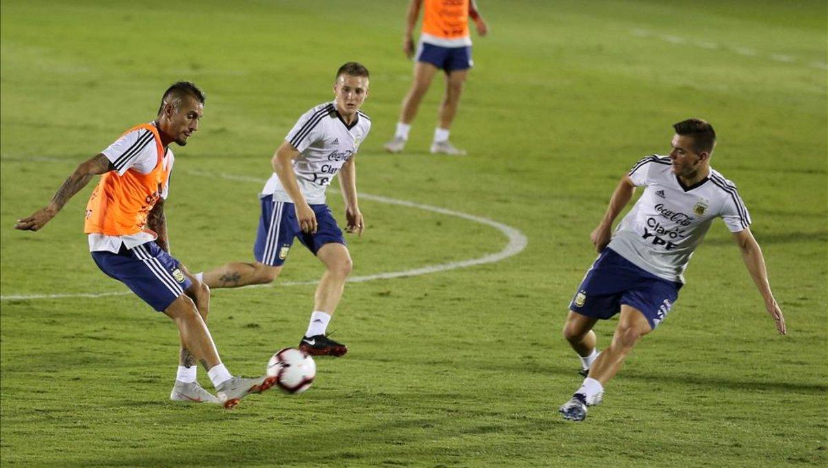 Argentina vs. Irak: se enfrentan en Arabia por amistoso internacional