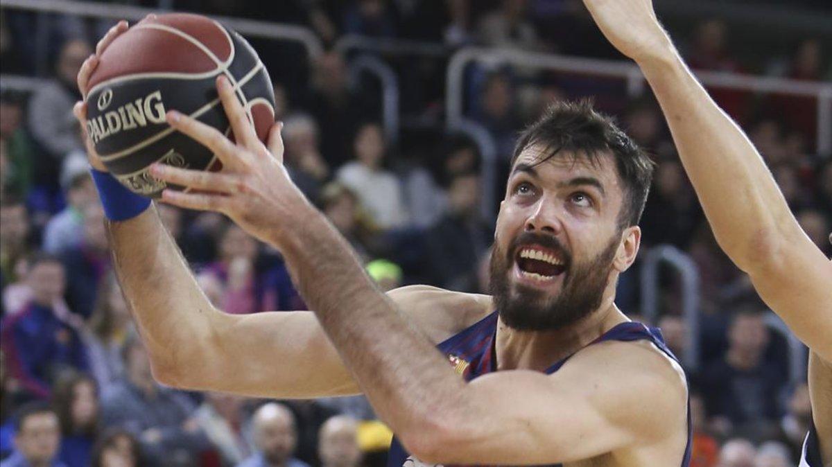 Sigue en directo el CSKA-Barça Lassa