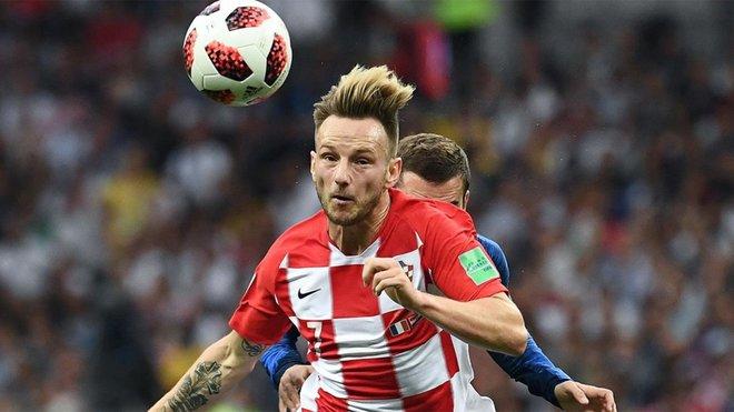 OFICIAL: Rakitic deja la selección de Croacia