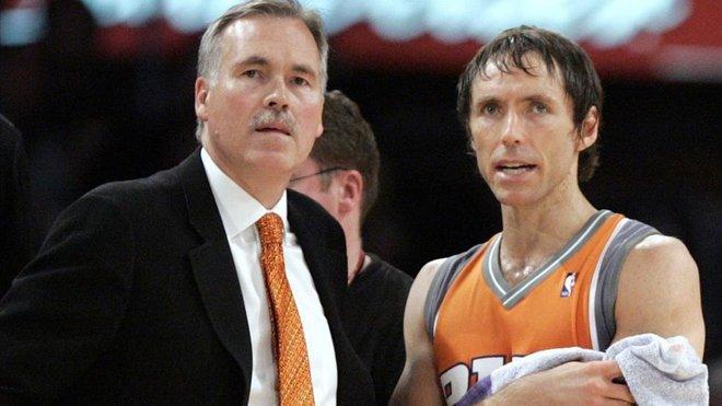 Mike d'Antoni será asistente de Steve Nash en los Brooklyn Nets