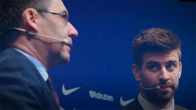 Se acentúa el distanciamiento entre la plantilla y la directiva del Barça