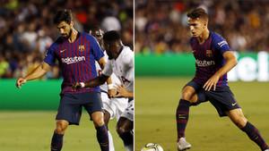 André Gomes y Denis Suárez abandonarán la disciplina azulgrana rumbo a Barcelona