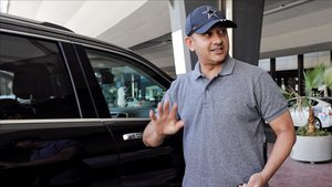 Anil Murthy ha defendido a Peter Lim