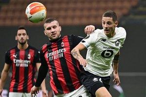Ante Rebic apunta a titular en la punta de ataque ante la lesión de Ibrahimovic