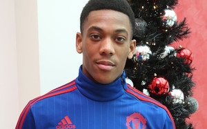 Anthony Martial, Golden Boy 2015