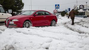 Así será el peor temporal del año: frío, lluvia y mucha nieve
