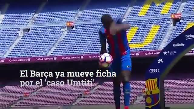 El Barça ya ha empezado a mover ficha por un central