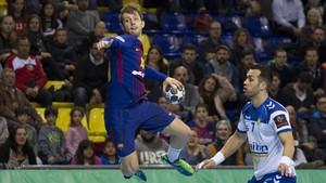 Barça y Granollers se miden de nuevo esta temporada