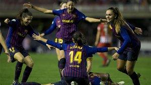 El Barça quiere repetir en la Copa el triunfo logrado ante el Atlético en la Liga Iberdrola