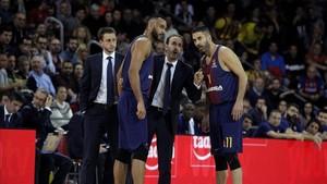 El Barça de Sito Alonso afronta un final de año que puede revertir la situación...o empeorarlo todo