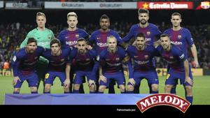 El Barcelona sumó tres puntos de oro antes del clásico