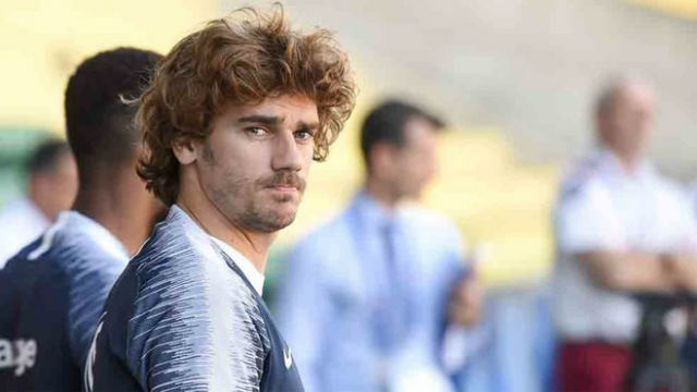Griezmann's lawyer in LaLiga offices to pay release clause
