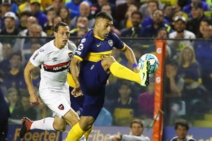 Boca recibió el primero gol de la temporada