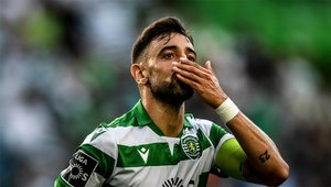 Bruno Fernandes en uno de los centrocampistas más cotizados