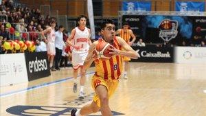 Campeonato de baloncesto estatal en categoría cadete