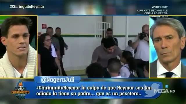 El Chiringuito sobre el futuro de Neymar