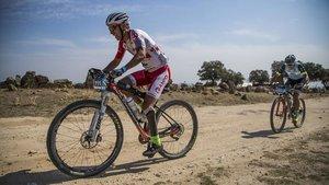 El ciclismo es superación, esfuerzo, constancia¿ Incluso una manera de entender la vida para muchos. Guillermo Prieto