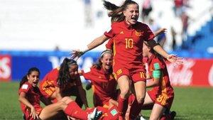 Claudia Pina, la líder de la selección española sub17