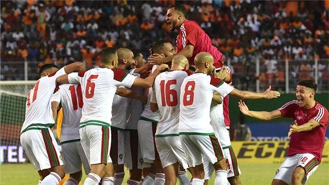 Costa de Marfil - Marruecos (0-2)