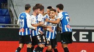 El Espanyol consiguió una importante victoria en Cornellà