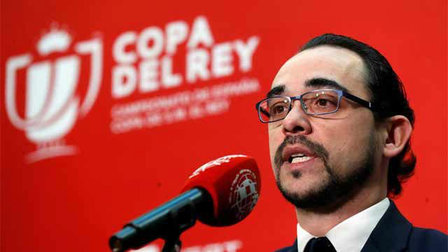 La final de Copa se jugará en el Benito Villamarín