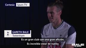 Gareth Bale: Tengo hambre y estoy motivado