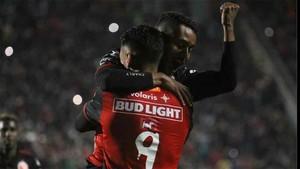 Gonçalves consiguió un doblete con el Tijuana