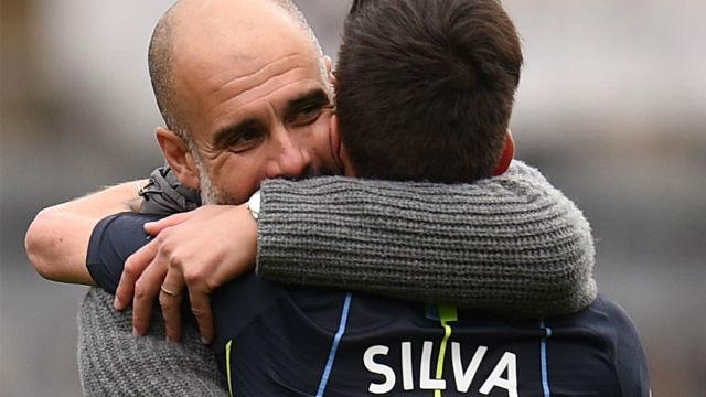 Guardiola y su fallida premonición sobre Silva