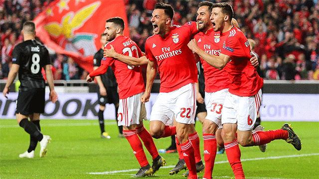 Joao Félix lidera al Benfica, pero deja con vida al Eintracht de Jovic