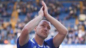 John Terry dice adiós al fútbol a los 37 años