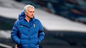 José Mourinho se ve con cuerda para rato