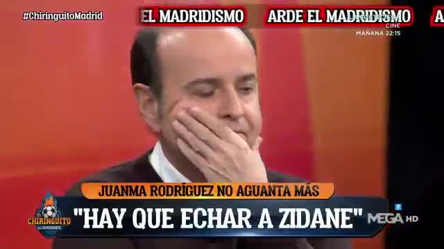 Jugar la Europa League es una vergüenza para el Real Madrid