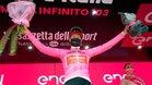 Kelderman se situó líder del Giro a tres jornadas de su conclusión
