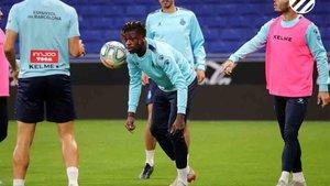 Kevin Soni está en la agenda del Barça para reforzar el filial