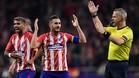 Kuipers, un árbitro de no grato recuerdo para el Atlético Madrid