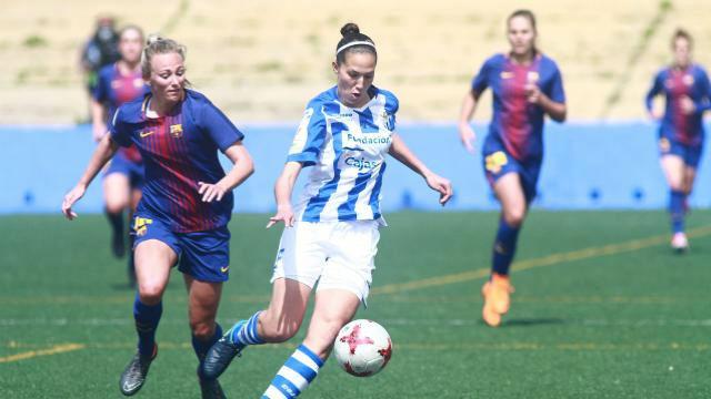 LALIGA FEMENINA   Huelva - FC Barcelona Femenino (1-1)
