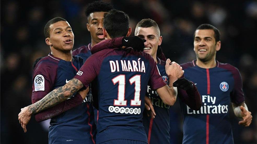 LALIGA FRANCIA | PSG - Lille (3-1)