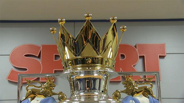 Las copas del Manchester City visitan SPORT